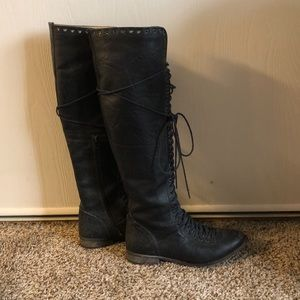 8c9f4067dc5 Distressed Free People Boots